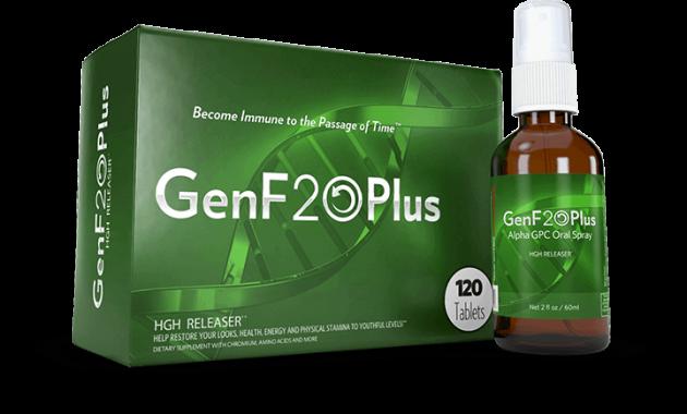Recenzie GenF20 Plus: Promisor de eliberare naturală HGH care funcționează într-adevăr